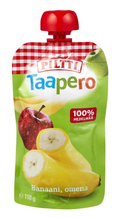 Piltti Taapero Banaani-omena