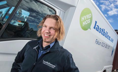 Lastbilen.se lägger i nästa växel tillsammans med högskolekompetens