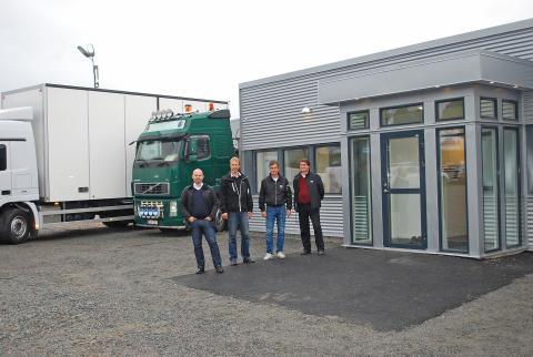 Bilmetro Truckshop - ett av Sveriges största center för tunga fordon