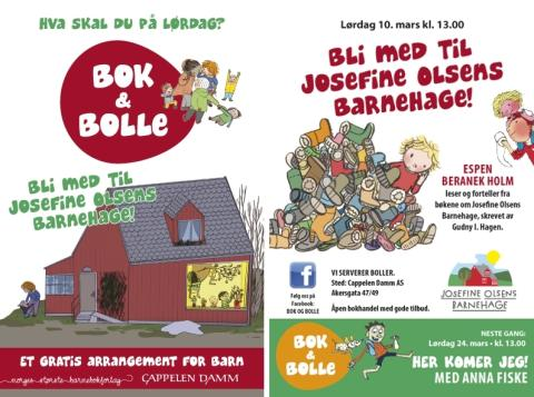 Bok & bolle: Josefine Olsens barnehage