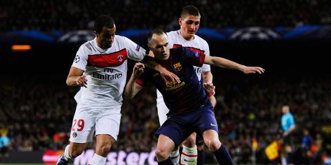 Stormatch i Paris med Champions League och Arsenal gästar Stamford Bridge!