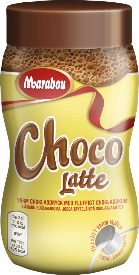 Marabou förenar café och hemmet med ny varm chokladdryck