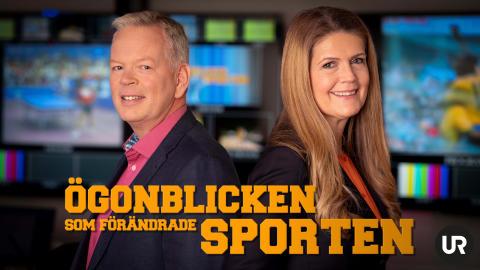 Ny tv-serie från UR om händelserna som revolutionerade sporten