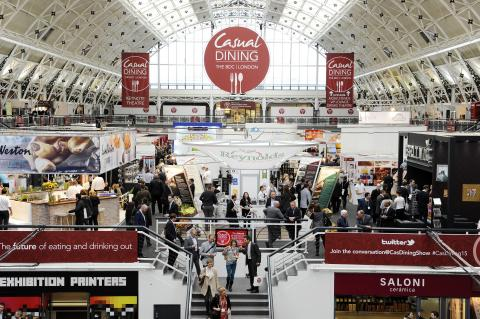 Wagamama, GBK, Punch Taverns and Revolution Bars to host Keynotes at Casual Dining 2016