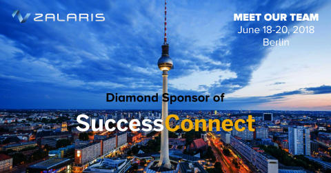 Join Zalaris at one of the top HR events of the year