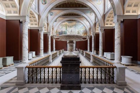 Ombyggt, moderniserat, bevarat!  Nya Nationalmuseum invigt  efter femårigt byggprojekt