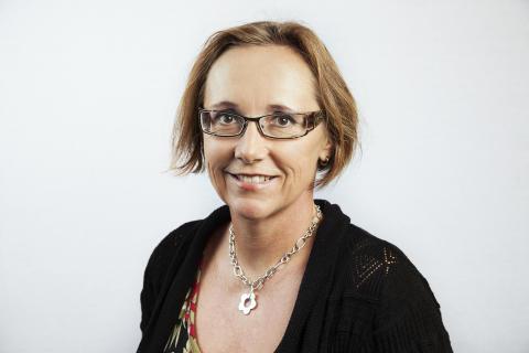 Elisabeth Tysk, presschef