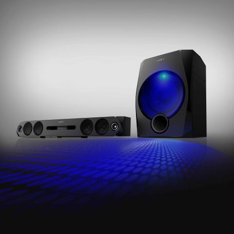 Die Party kann steigen – mit der brandneuen HT-GT1 Soundbar von Sony