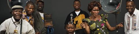 Påminnelse: 14/4 Konono Nº1 [Kongo-Kinshasa] ger exklusiv Sverigespelning på Moriskan