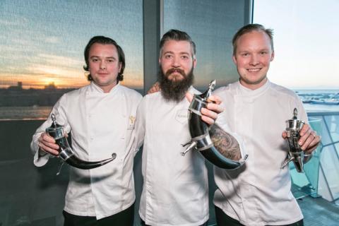 Pohjoismainen keittiö kärkeen  -  Food & Fun 2015 Reykjavik
