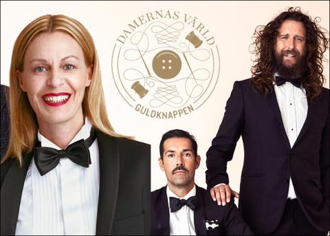 De vinner Damernas Värld Guldknappen 2015!