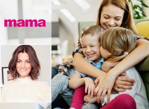 Varannan vecka – mamas nya sida för alla fantastiska deltidsmammor