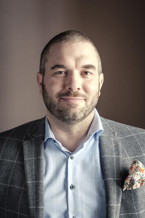 Daniel Wetterskog, museichef