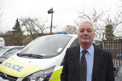 Former PC Paul Lockhart