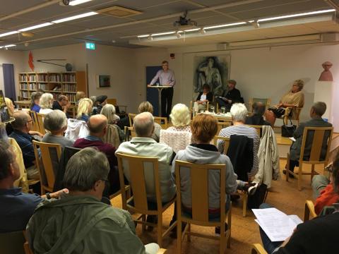 Referensgrupper skapas kring kulturpolitiska programmet
