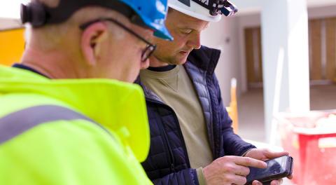 Enklare lönehantering för byggföretag