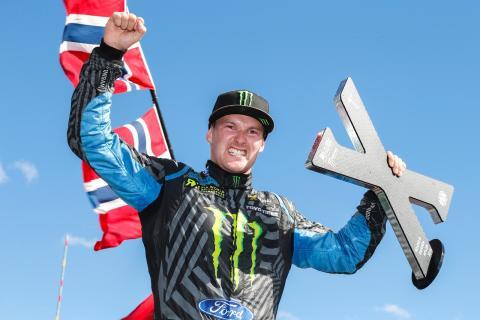 Ford Focus RS RX och Bakkerud tar hem andra vinsten i FIA World Rallycross