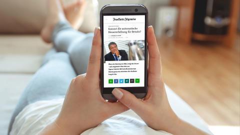 FAZ.NET Presse