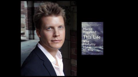 Firade filosofen Martin Hägglund till Sverige