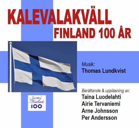 Fellingsbro Föreläsningsförening firar Finland 100 år