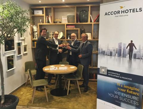 ​Neue ibis Styles Hotels in Bamberg und Kiel: AccorHotels Germany und Success Hotel Group bauen strategische Partnerschaft aus