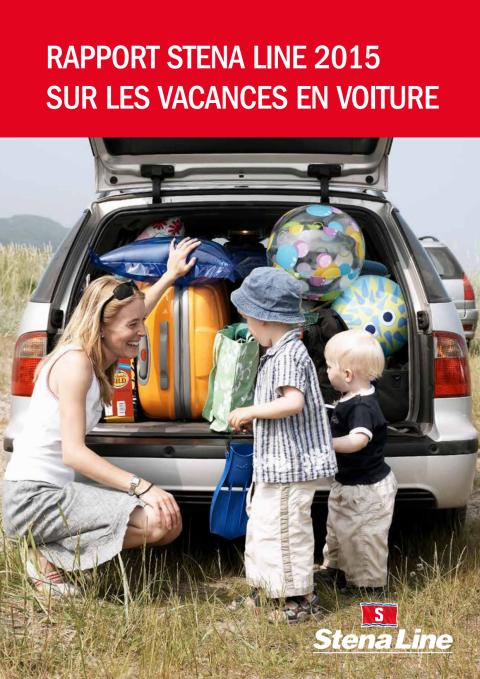 Stena Line Car Travel Report 2015 - France