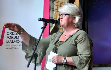 S-kvinnors nya ordförande utlovar chockvåg av jämställdhetspolitik
