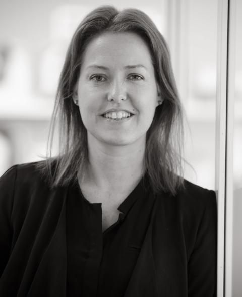 Kajsa Hessel, ordförande Byggcheferna