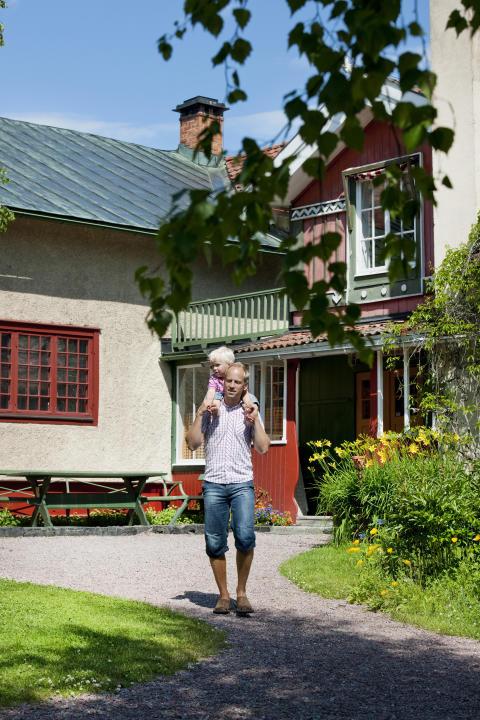 Carl Larsson-gården, Falun
