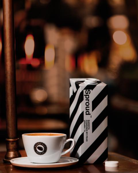Sproud x Espresso House