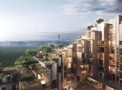 79 & Park utsett till Europas bästa bostadsprojekt