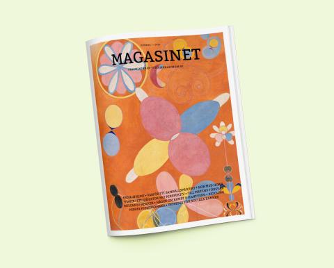 Ytterjärna Forums magasin nominerat till Svenska Designpriset och Publishingpriset