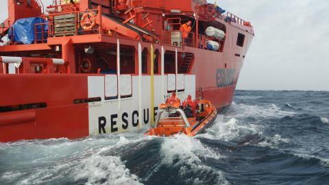 ESVAGT er nu tredjestørst i UK (Central North Sea)