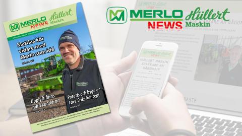 Kundernas erfarenheter i senaste Merlo News