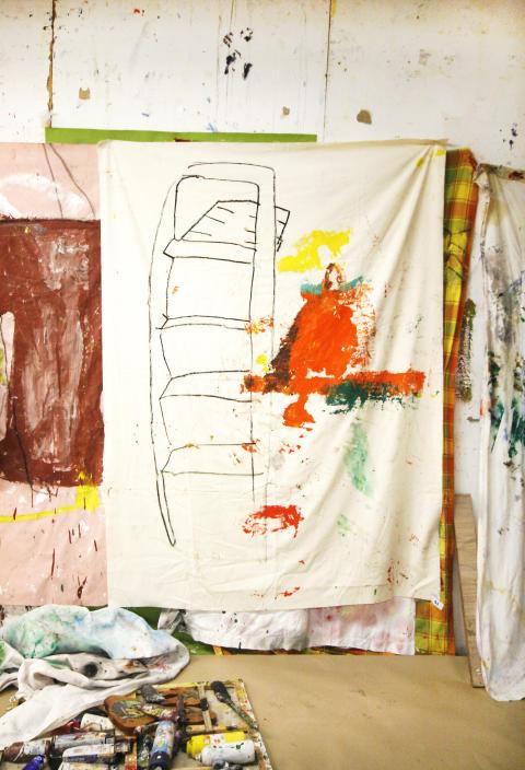 Vårens första utställningar med Jarl Ingvarsson och Tuukka Tammisaari