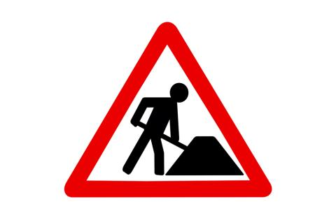 Gilesgate roundabout improvement works from 24 January