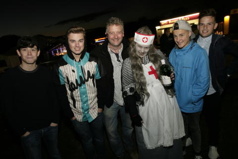 Shocktober Fest's got the ShoX Factor for brave celebs!