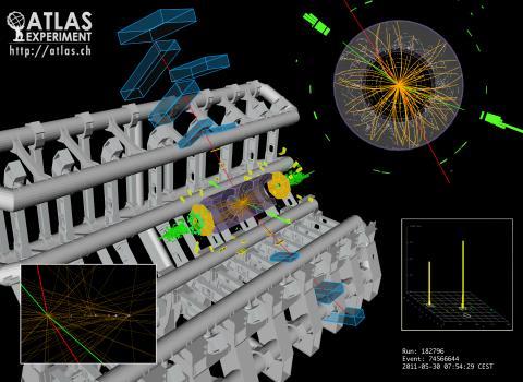Nya resultat i jakten på Higgspartikeln