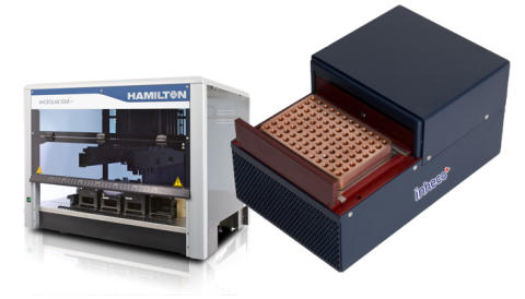 The Hamilton PCR setup Workstation: the next level in evolution!