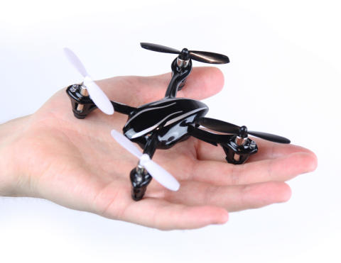 Hubsan X4 Mini Quadcopter