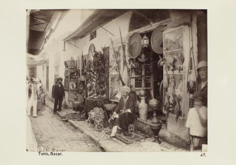 Basar i Tunis