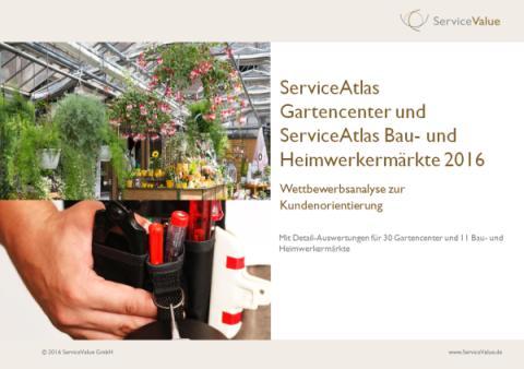 Baumärkte und Gartencenter aus Kundensicht