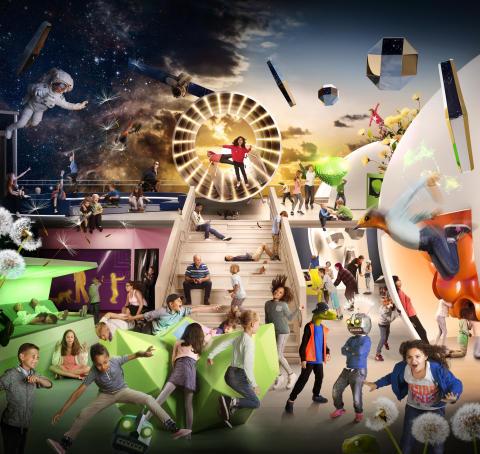 Inbjudan till förhandsvisning: MegaMind – Stockholms nya nöje för nyfikna