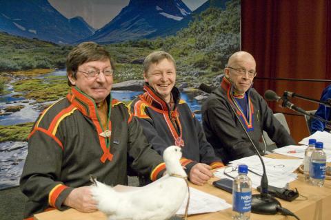 Samepolitiker samlas i Ååre den 20-22 maj 2014