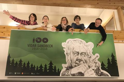 100-årsjubileet er i gang:  Sandbeck for små og store
