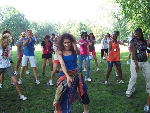Sommarlund: Afrikansk dans på turné i Lund