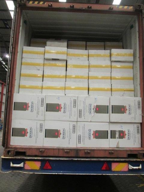 Smuggling gang jailed for cigarette scam