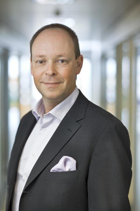 VD och Koncernchef - Kenneth Nilsson