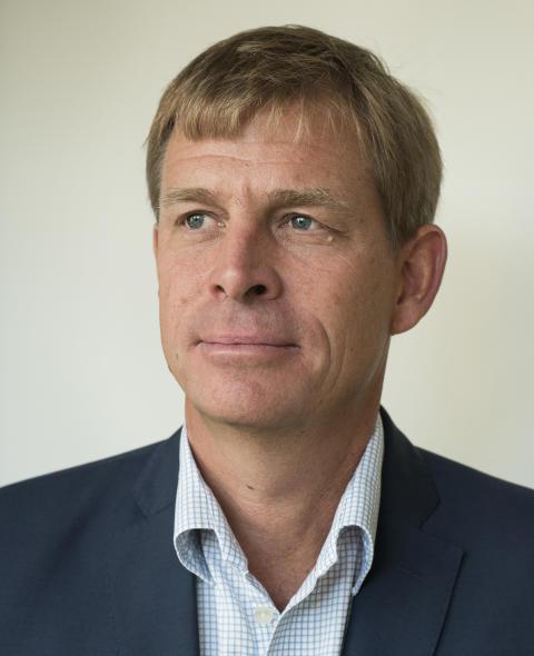 Jonas Frankel, rektor på Sundsgymnasiet
