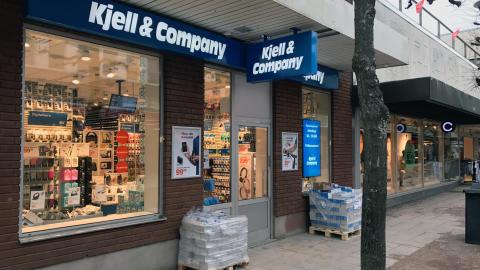 Kjell & Company Mora